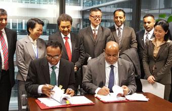 SEZAD Signs USD 265 Million Finance Agreement for Duqm  Port
