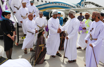 Early Operation of Duqm Airport Starts