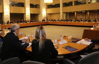 المسؤولون الايطاليون ورجال الأعمال يتطلعون إلى الاستثمار في عمان