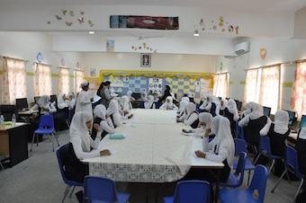 The inauguration of the English Language Teaching Program at Duqm