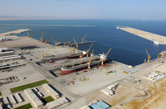 Issuing two policies regulating investment Climate and urban planning for Al-Duqm Special Economic Zone.
