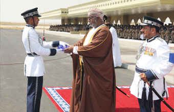 ROP Inaugurates A Duqm Police Compound and Squad Graduation
