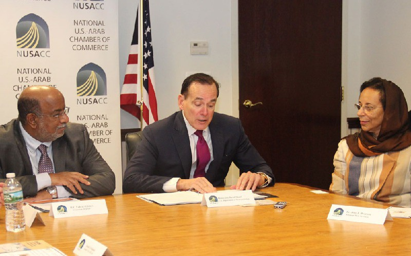 Business community in Washington welcomes investment in Duqm