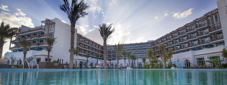 منطقة الفنادق والمنتجعات
