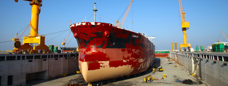 Ship Repair Yard & Dry Dock