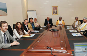 French Delegation Tours Duqm