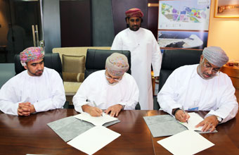 Al-Jabri Signs Land Usufruct Agreement Worth RO 5 Million