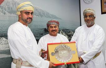 تيمور بن أسعد يفتتح رسميا فرع بنك مسقط بولاية الدقم بمحافظة الوسطى
