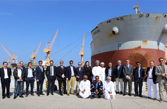 Investment Delegation Learns About Implemented Projects and Opportunities Available at Duqm