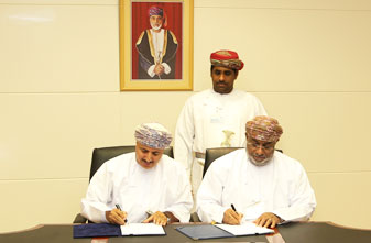 Pursuant to Royal Decree No. 79/2013 SEZAD signs an MOU with the Ministry of Manpower