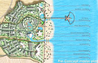 هيئة المنطقة الاقتصادية تمنح شركة مارينا الدقم حق الانتفاع بالأرض لتشييد واجهة سياحية
