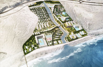 Usufruct right to construct a touristic project and an amusement park in Duqm