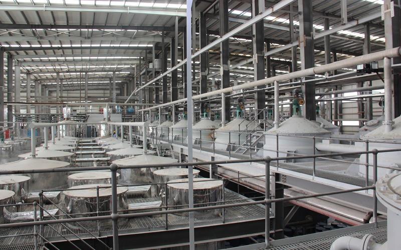 Production of Sebacic Oman Refinery Kicks Off