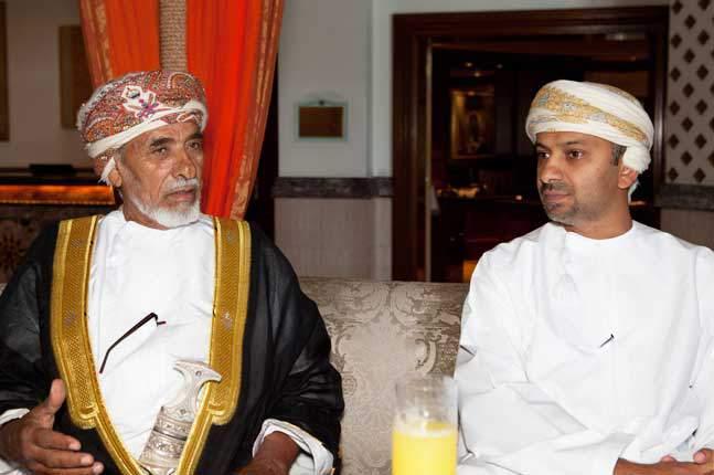 ندوة آفاق الاستثمار الخليجي بالدقم - ٢٠١٣